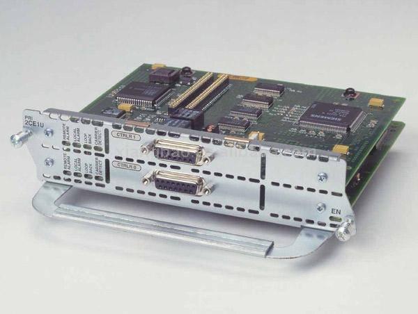 Sell Cisco NM-2CE1U Module