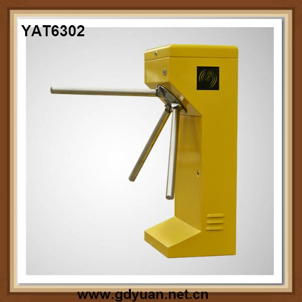 stainless steel CE Approval vertical Tripod turnstile