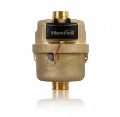 Volumetric Type Water Meter