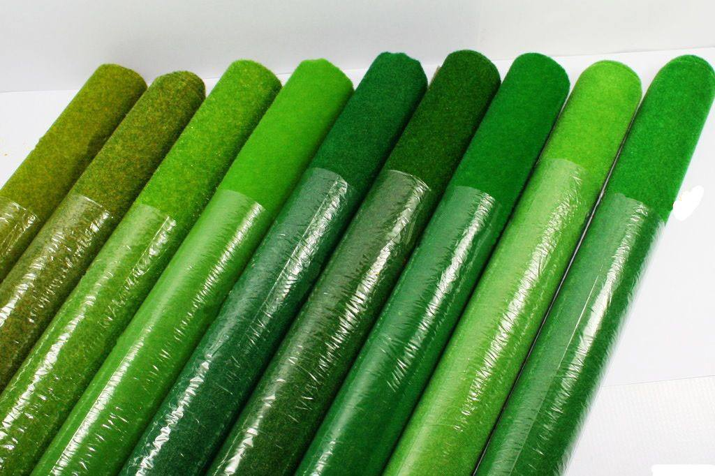 Soccer sport fields synthetic carpet 40mm artificial grass roll artificial football grass