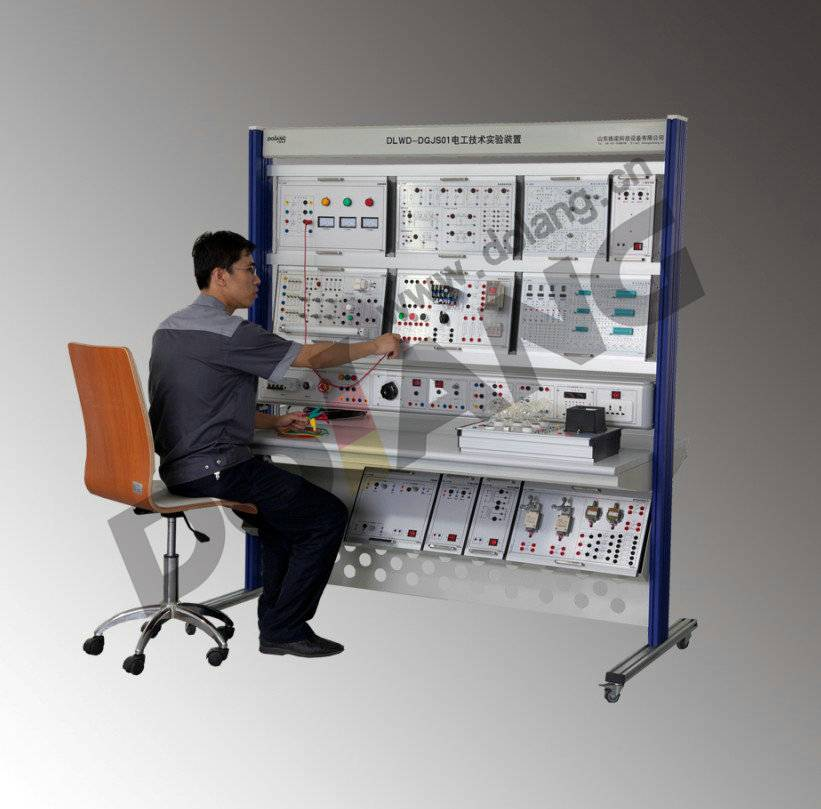 DLWD-DGJS13 electrotechnics,electric and electrical drice training set