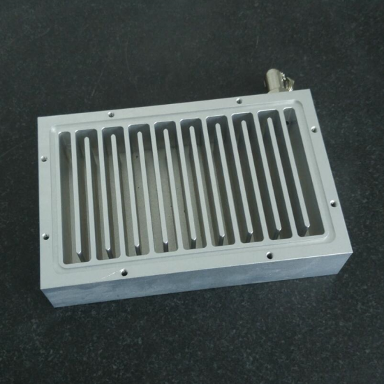 Aluminum Cnc Machined Heat Sink