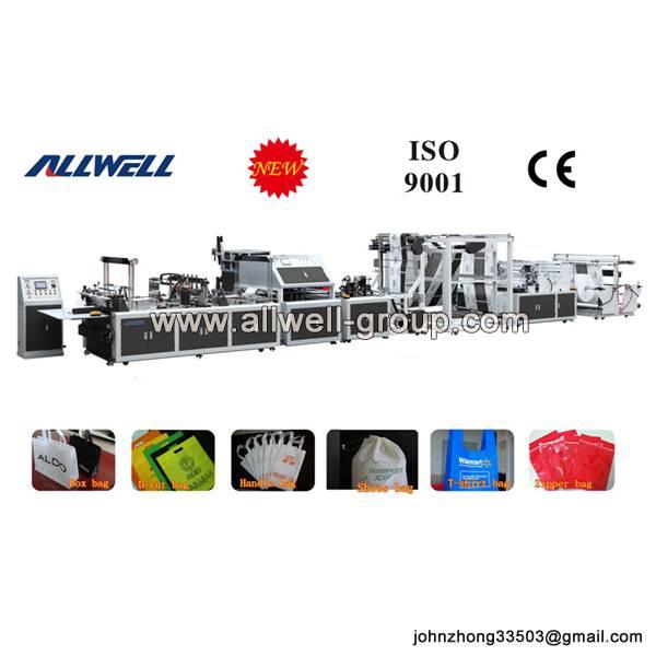 non woven bag making machine manufacture