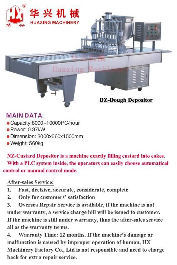 NZ-Custard Depositor