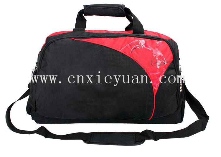 Sports gym duffel bags shoulder travel bags