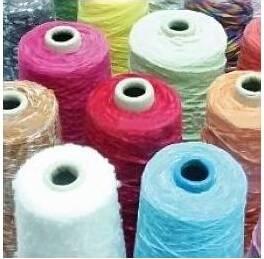 acrylic/polyester chenille yarn