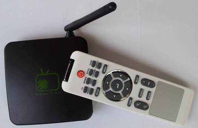 android TV BOX TV BOX of sitting room small computer