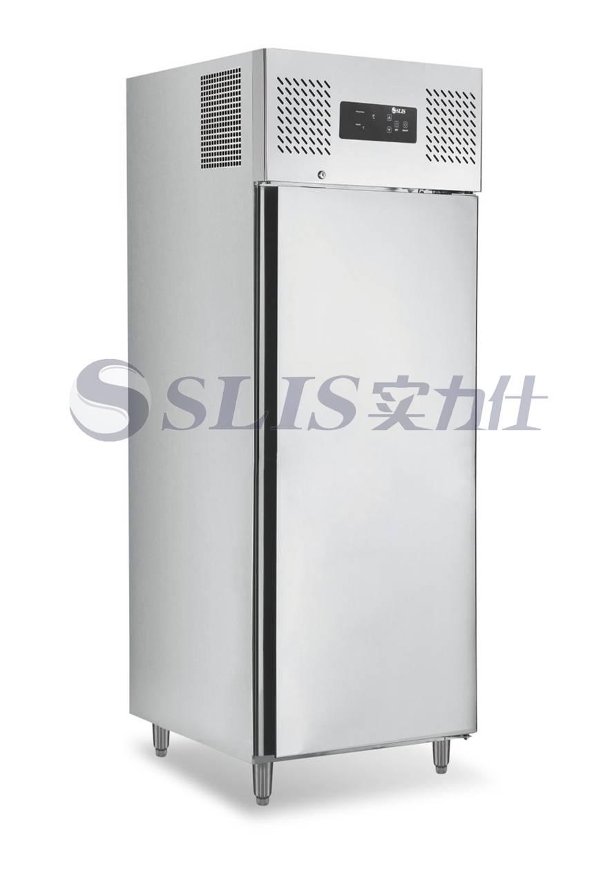 Supermarket fan cooling put meat freezer,600L