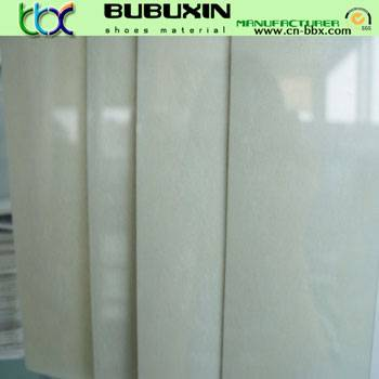 hot melt adhesive product Chemical sheet with glue on double sides as shoe material