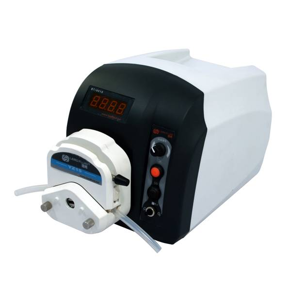 BT101S peristaltic pump with speed control