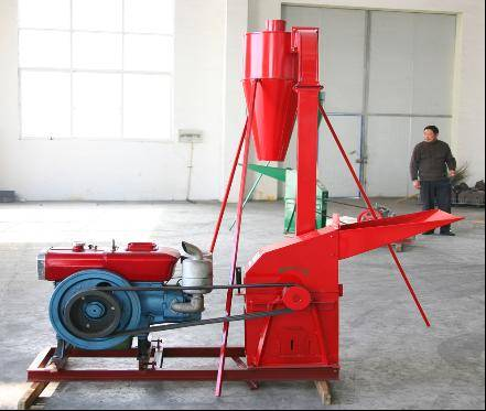 TF75 series Maize mill