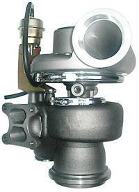 Turbocharger HX55W for Cummins ISX2