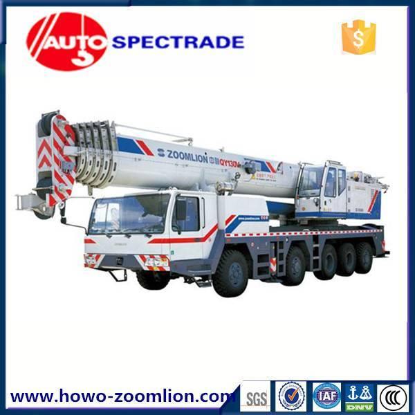 130 ton truck crane Zoomlion QY130