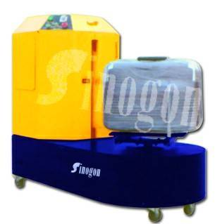 LP400 Luggage Wrapper Machine