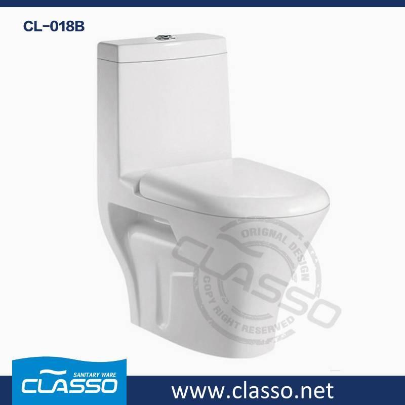 New Design Washdown Toilet Two Piece Closet Turkish brand CL-018B