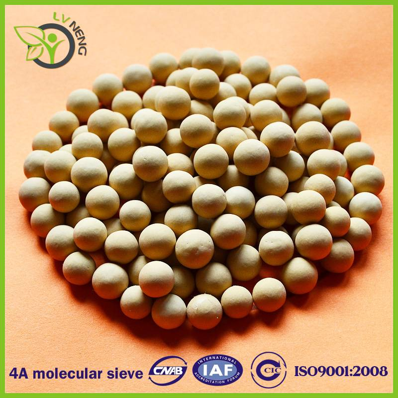 molecular sieve 4a for nature gas