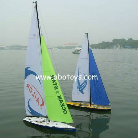 Sailor 1000 Wind Power Racing Sailing Boat Kits
