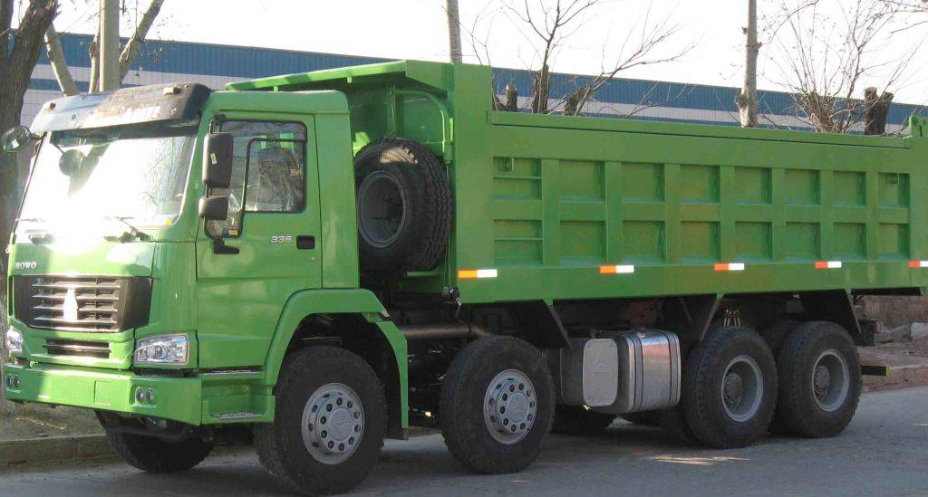 sell dump truck 8x4