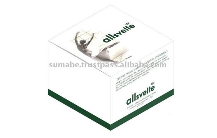 Herbal diet formula-Allsvelte Tea(Certified Organic)