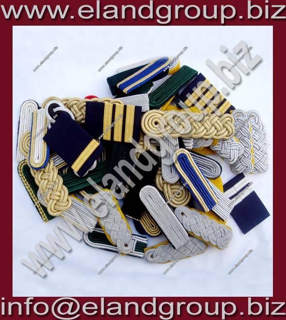 Military Shoulder Boards