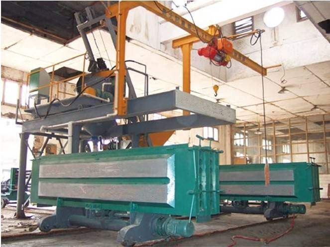 Sell Gypsum partition board production Machine
