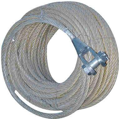 Open Wire Rope Sling