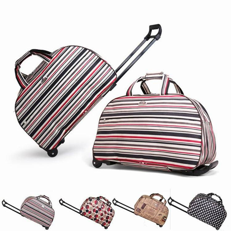 Bw1-061 Chinese Wholesale Korean Style Luggage Bag