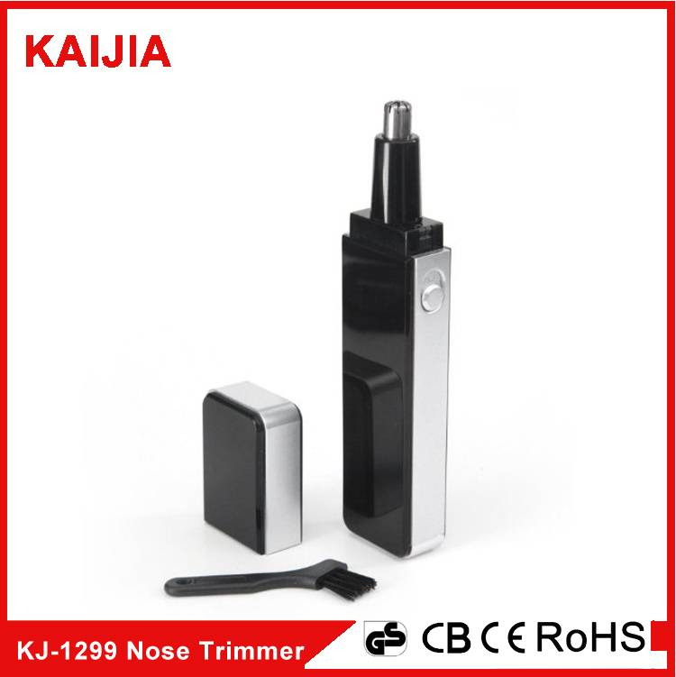 Electric nose & ear trimmer and nail polisher