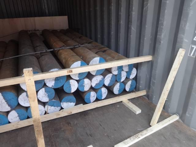 Ductile iron FCD 450/65--45-12