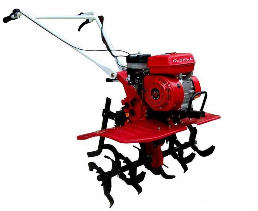 6.5hp 4-stroke rato engine power rotary cultivator