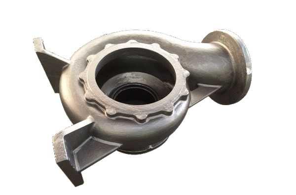 Immersion pump parts production