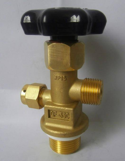 CO2 cylinder valve QF-35C