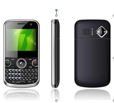FCB042 quad-band TV/GSM mobile phone