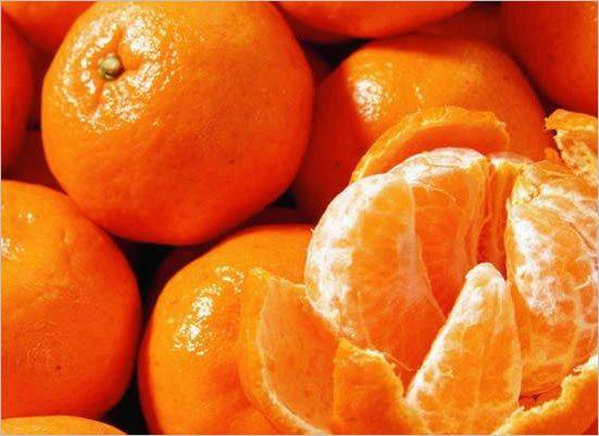 Orange concentrated juice