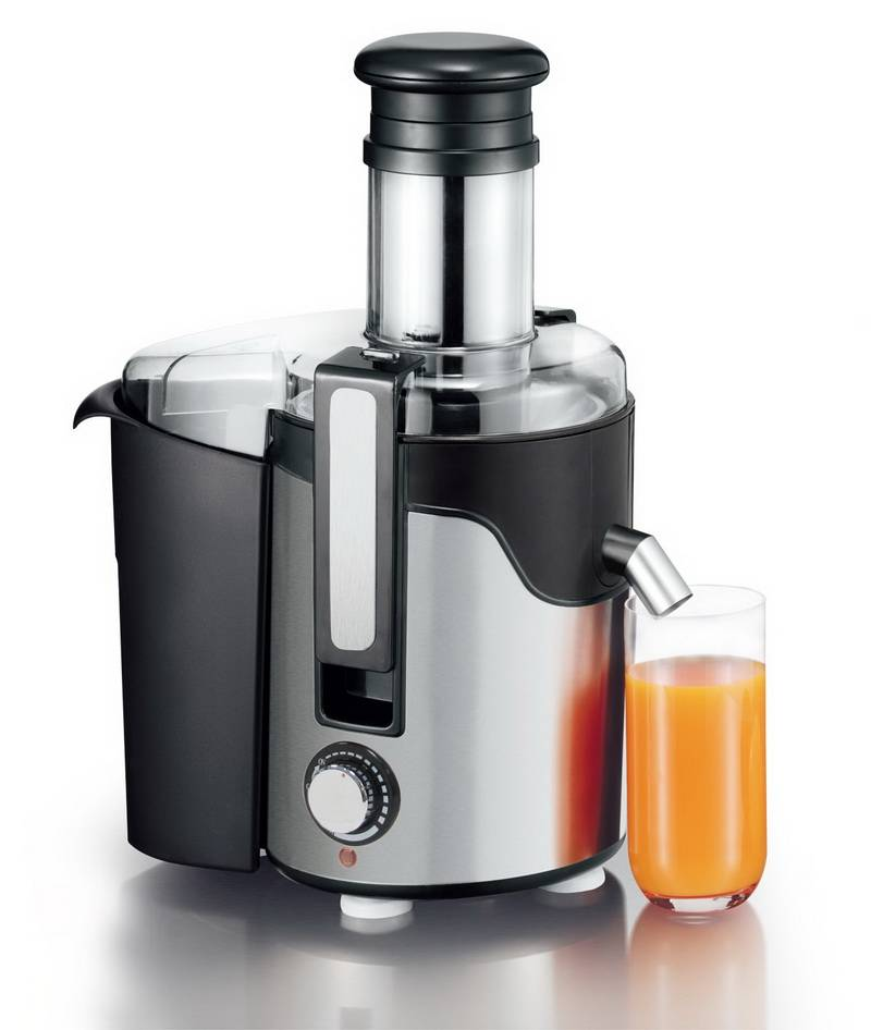 KP60SFK Stainless Steel Powerful Juicer with Large Feed Chute