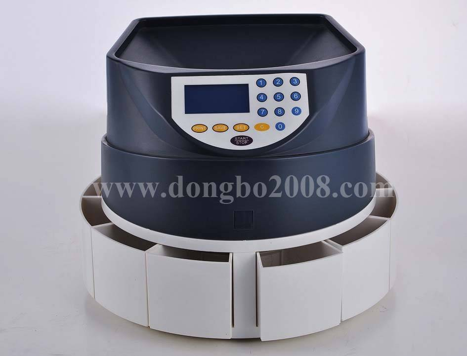 DB450 coin counter
