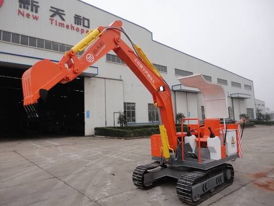 WYL30 Electrical excavator