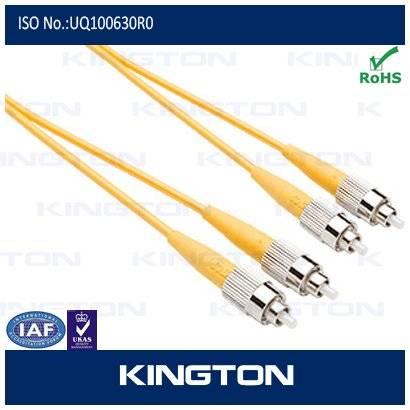 fiber optic fc fc patch cord