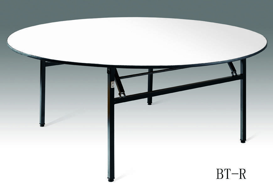 BANQUET FOLDABLE ROUND TABLE