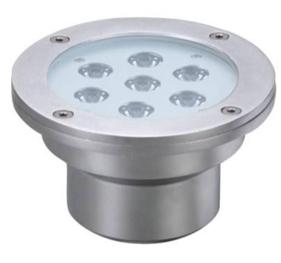 7X1W / 7X3W LED Underwater light for IP68