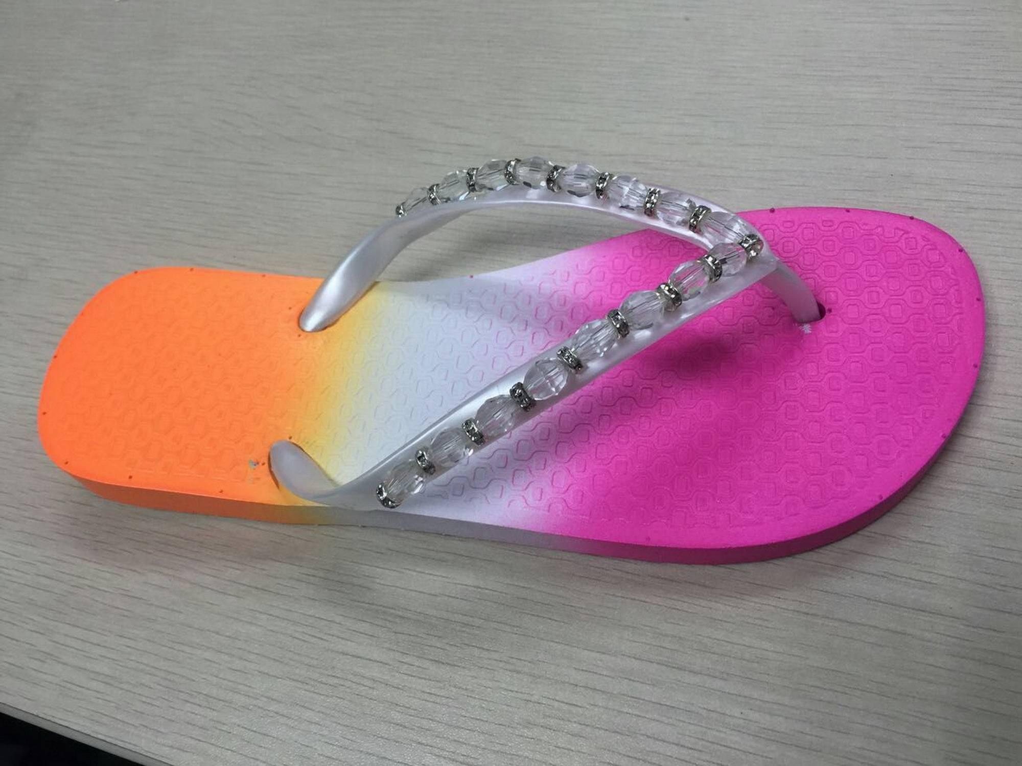 Ladies' EVA flip-flops