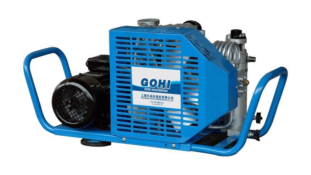 scuba diving breathing air compressor LYW100