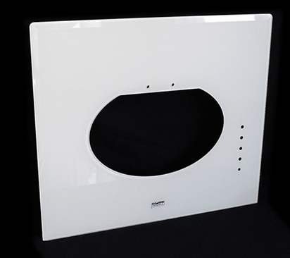 sell 8mm toughened safety glass surface cooktops