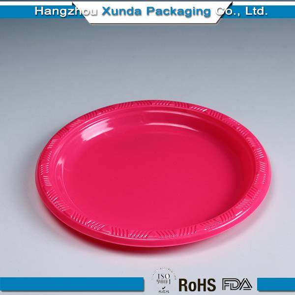 OEM plastic serving tray
