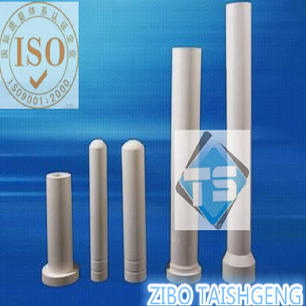 Customized Aluminum Titanate Riser Tube for Low Pressure Die Casting
