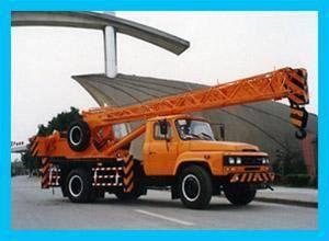Sell crane truck