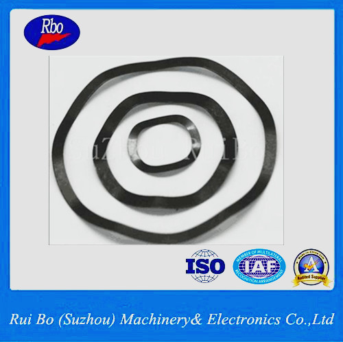 High Presion Stainless Steel Wave Washer with ISO