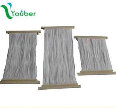 Hollow fiber MBR module for water treatment PVDF/PP material