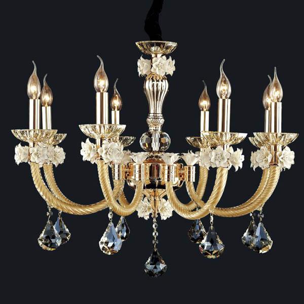 selling crystal chandeliers