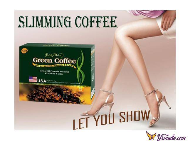 sell Fashion Natural Dieting Slimming Coffee